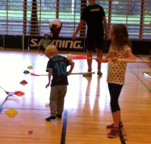 floorball hørsholm børn2