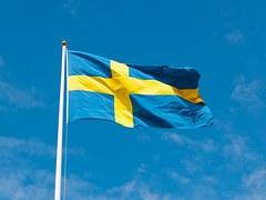blog sverige flag